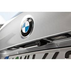 BMW F series Trunk handle back camera