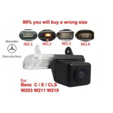 Mercedes Benz Backkamera C/E/CLS/W203/W211/W209