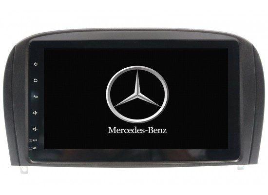 Mercedes-Benz SL-Class (R230) 2006-2012 Android Head Unit
