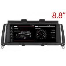 BMW X3 F25, X4 F26 2011-2017 Android Stereo