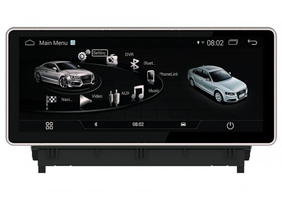 Audi A3 2014-2017 Android Head Unit