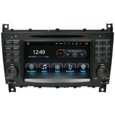 Mercedes-Benz C-W203 CLK-W209 Android Head Unit