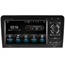 Audi A3/S3/RS3 2003-2013 Android Head Unit