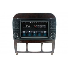 Mercedes-Benz CL-W215/S-W220 Android Head Unit