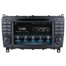 Mercedes-Benz CLK(C209/W209) Android Head Unit