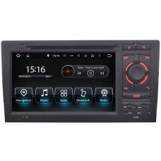 Audi A8/S8/RS8 1999-2004 Android Head Unit