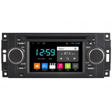 Chrysler, Dodge, Jeep Android Head Unit