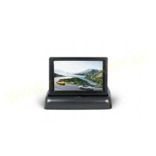 4, 3 Rear View Mirror TFT LCD Screen