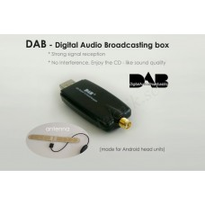 DAB/DAB+ module for S160 Android car DVD