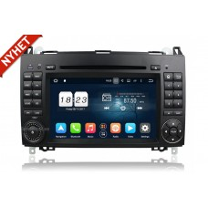 Latest! Mercedes Vito Viano Sprinter Android 6.1 bilstereo (Free back camera and shipping)