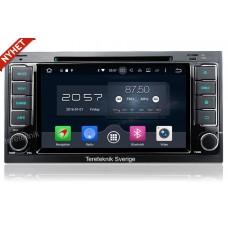NYHET! VW Touareg Multivan T5 senaste Android bilstereo (Gratis backkamera och Frakt)