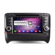 Audi TT (2006-2012)  Android multimedia car stereo