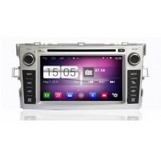 Toyota Verso Android bilstereo multimedia 2009-2013