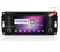 Chrysler Dodge Jeep Ram Android Multimedia car stereo (Free camera and Shipment)