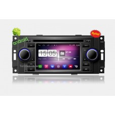 Chrysler Dodge Jeep Android  car stereo gps (Free back camera and shipping)