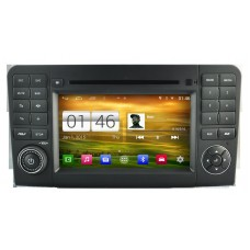 Mercedes Benz ML W164 GL X164 Android Car stereo