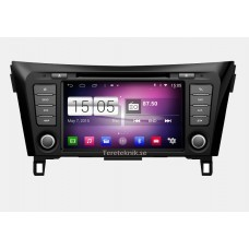 Nissan DVD GPS Radio Bluetooth Android car multimedia 2014-2016