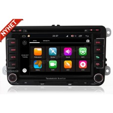 LATEST! VW Passat Caddy Amarok Multivan Android 7,1 Car stereo