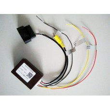RGB to CVBS canbus adapter
