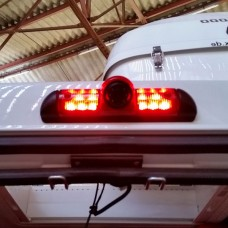 Fiat Ducato, Paugeot Box, Citroen Jumper bromsljus backkamera