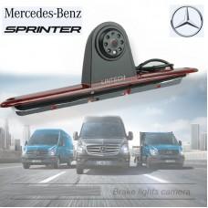 Mercedes Sprinter, VW Crafter bromsljus backkamera