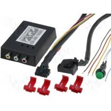 Multimedia adapter; Seat, Škoda, VW; MFD2,RNS2