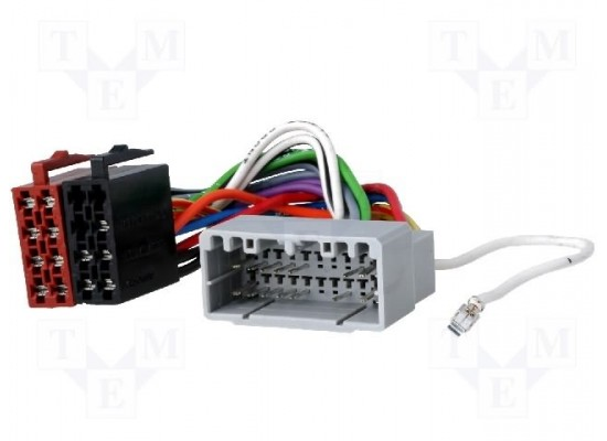 ISO Cable connecter for Chrysler, Jeep
