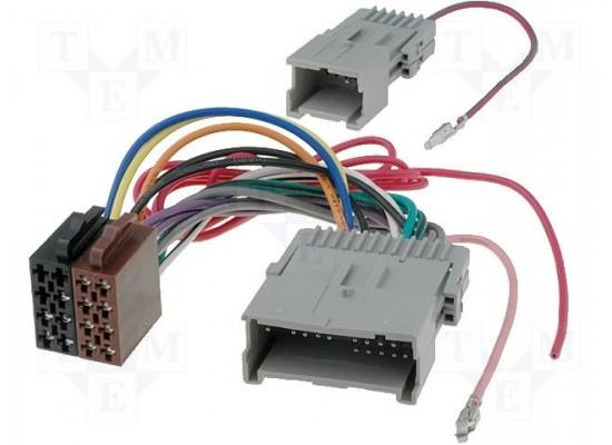 ISO kabel kontakt Hummer H3
