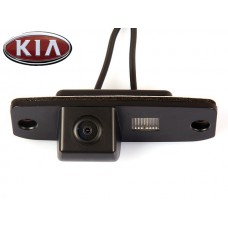 KIA Sorento number plate light rear view camera