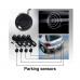 Car reversing sensor with Screen display