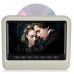 "9""HD LCD Car Headrest Monitor CD, DVD, MP3 Player, Games, FM, IR, SD och USB"