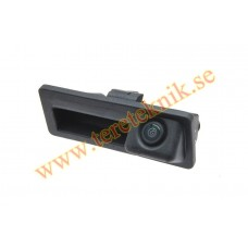 VW Trunk Rear Camera
